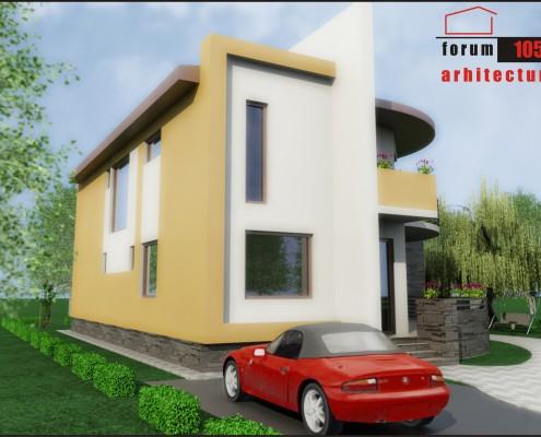 Casa Mărculescu prezentare