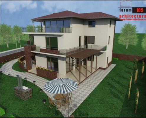 Proiect vila