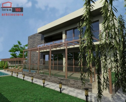 Proiect casa Mediteraneeană