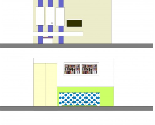 model amenajare birou