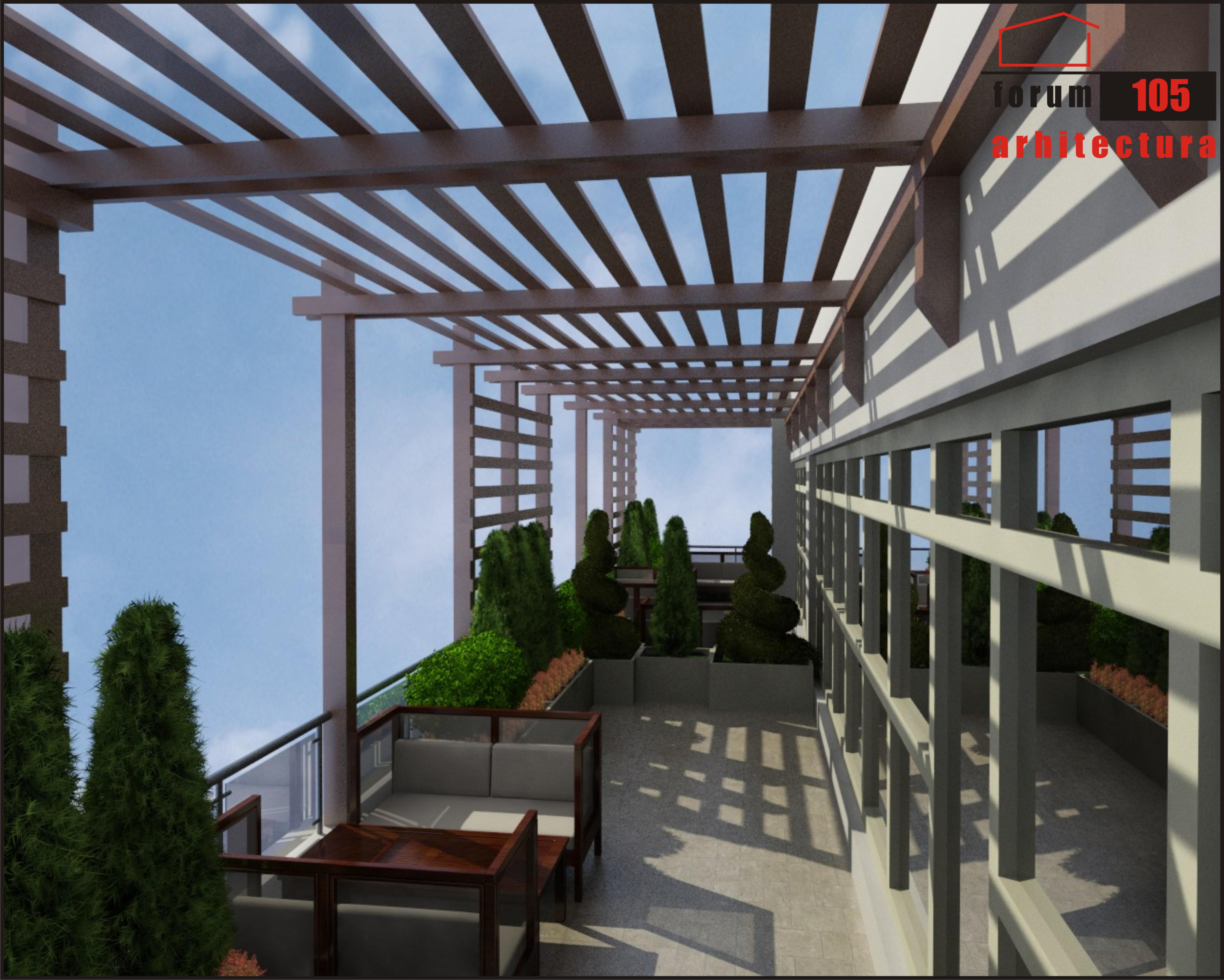 Proiect Terasa Lemn.Proiect Arhitectură Pentru Amenajare Terasă Pergolă Plante Locuri
