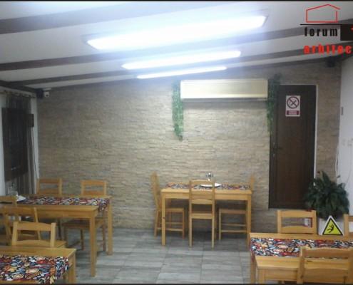 sala de mese realizată