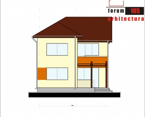 Proiect de casa Jecu