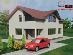 model casa P+M